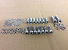 CHAINCASE M6 STAINLESS ALLAN BOLT KIT